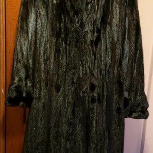 Jackets & Blazers - Brown Sable Mink Coat